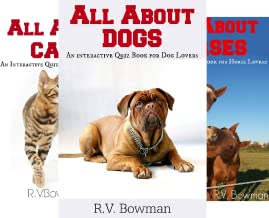 All About Animal Series (3 Book Series)