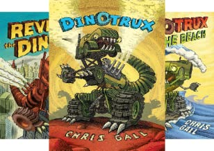 Dinotrux (3 Book Series)