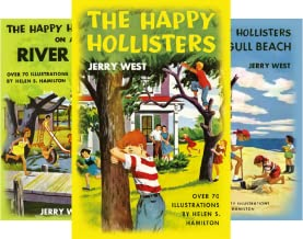 The Happy Hollisters (33 Book Series)