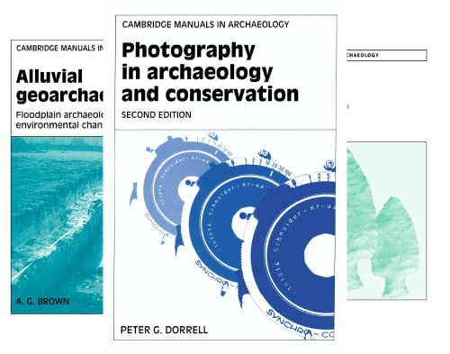 Cambridge Manuals in Archaeology (12 Book Series)