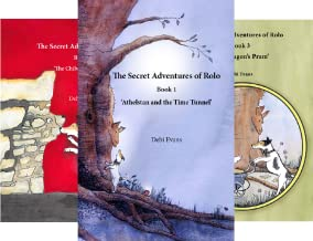 The Secret Adventures of Rolo (5 Book Series)
