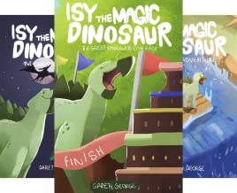 Isy the Magic Dinosaur (5 Book Series)