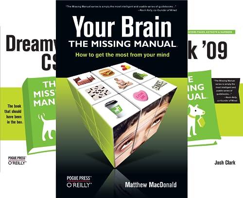 Missing Manuals (20 Book Series)