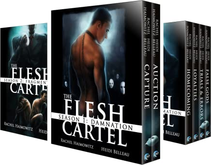 The Flesh Cartel (5 book series) Kindle Edition
