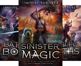 Death Before Dragons (7 Book Series)