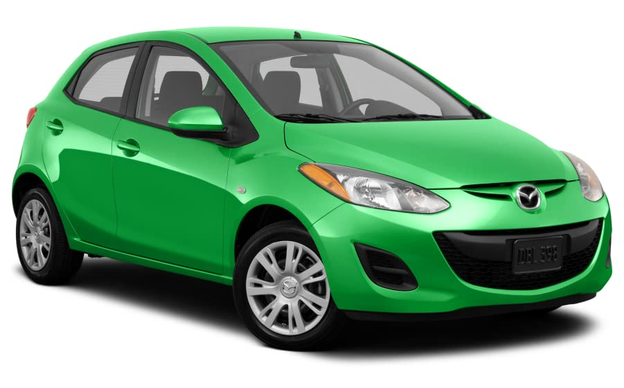 Amazon.com: 2013 Mazda 2 Reviews, Images, and Specs: Vehicles