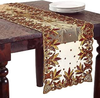 beaded table runner for sale