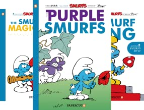 The Smurfs Graphic Novels (26 Book Series)