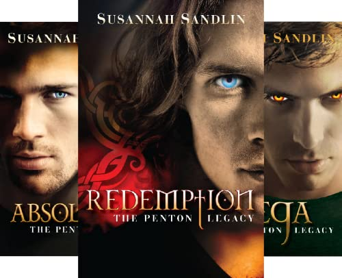 The Penton Vampire Legacy (5 Book Series)