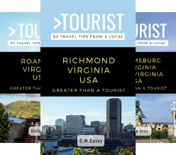Greater Than a Tourist Virginia (5 Book Series)