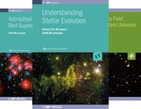 AAS-IOP Astronomy (21 Book Series)