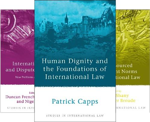 Studies in International Law (49 Book Series)