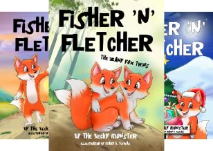 The Zany Fox Twins (3 Book Series)