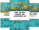 Image of Routledge Research in International Law (51-83) (33 Book Series)