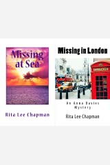 Anna Davies Mystery Series (2 Book Series) Kindle Edition