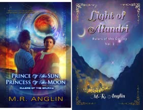 Rulers of the Galaxy (2 Book Series)