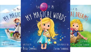 The Magic of Me Series (4 Book Series)