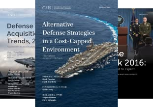 CSIS Reports (101-150) (50 Book Series)