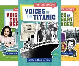 History Speaks! (3 Book Series)