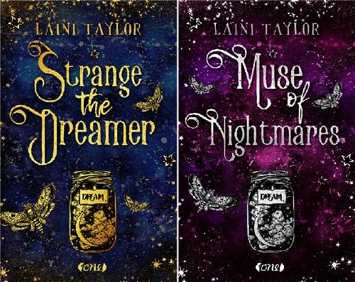 Strange the Dreamer (Reihe in 2 Bänden)