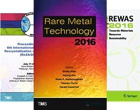 The Minerals, Metals & Materials (50 Book Series)