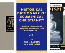 Historical Dictionaries of Religions, Philosophies, and Movements (50 Book Series)