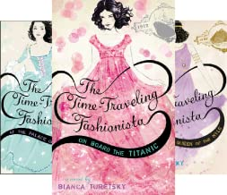 The Time-Traveling Fashionista (3 Book Series)