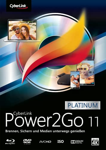 CyberLink Power2Go 11 Platinum [Download]