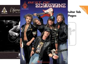 Guitar Recorded Version (50 Book Series)