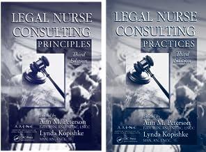 Legal Nurse Consulting, Third Edition (2 Volume Set) (2 Book Series)