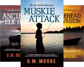 An Up North Adventure (3 Book Series)