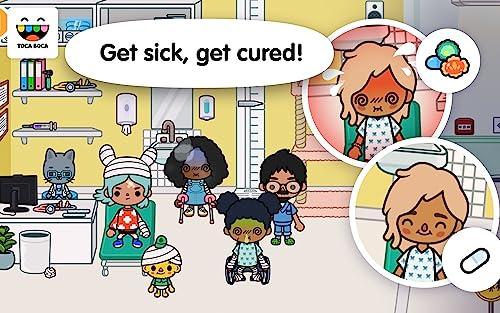 『Toca Life: Hospital』の4枚目の画像