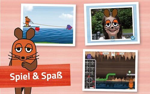Die Maus – Lern-App für Kita und Klasse 1-2 - 5