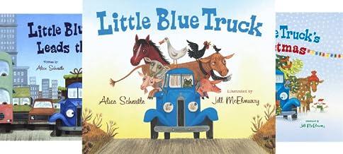 Little Blue Truck (7 Book Series)