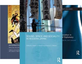 Routledge Contemporary Japan Series (51-91) (41 Book Series)