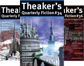 Theaker's Quarterly Fiction (28 Book Series)