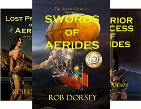 The Avinon Chronicles (4 Book Series)