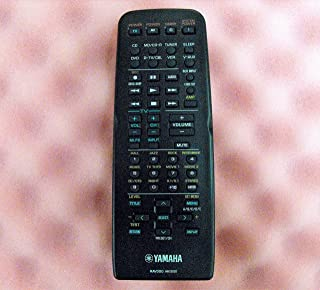 YAMAHA RAV300 Audio/Video Receiver Remote Control WA220300