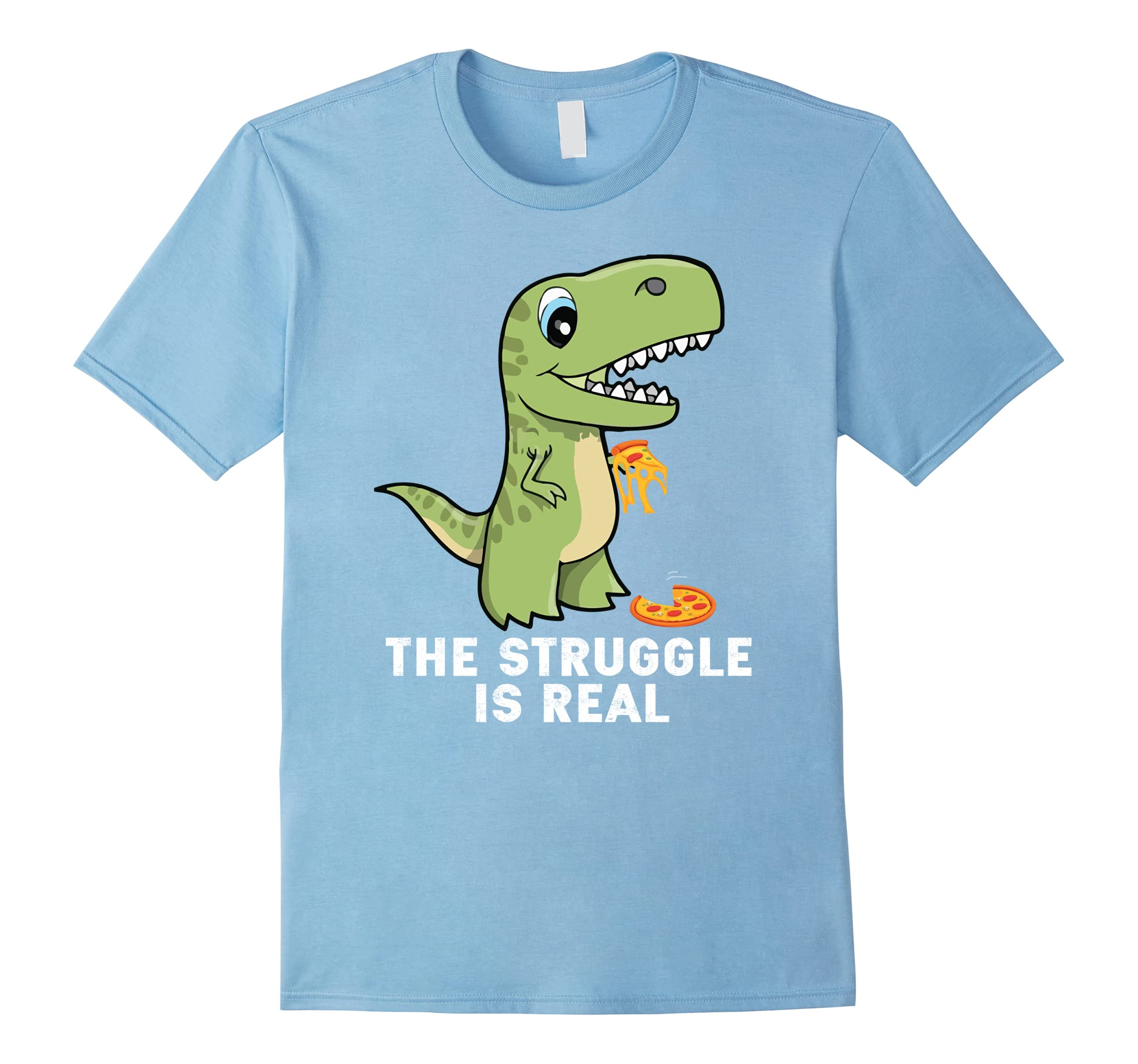 fb2cdead8 Funny T Rex T Shirt – The Struggle is Real T-Rex Tee-ah my shirt one ...