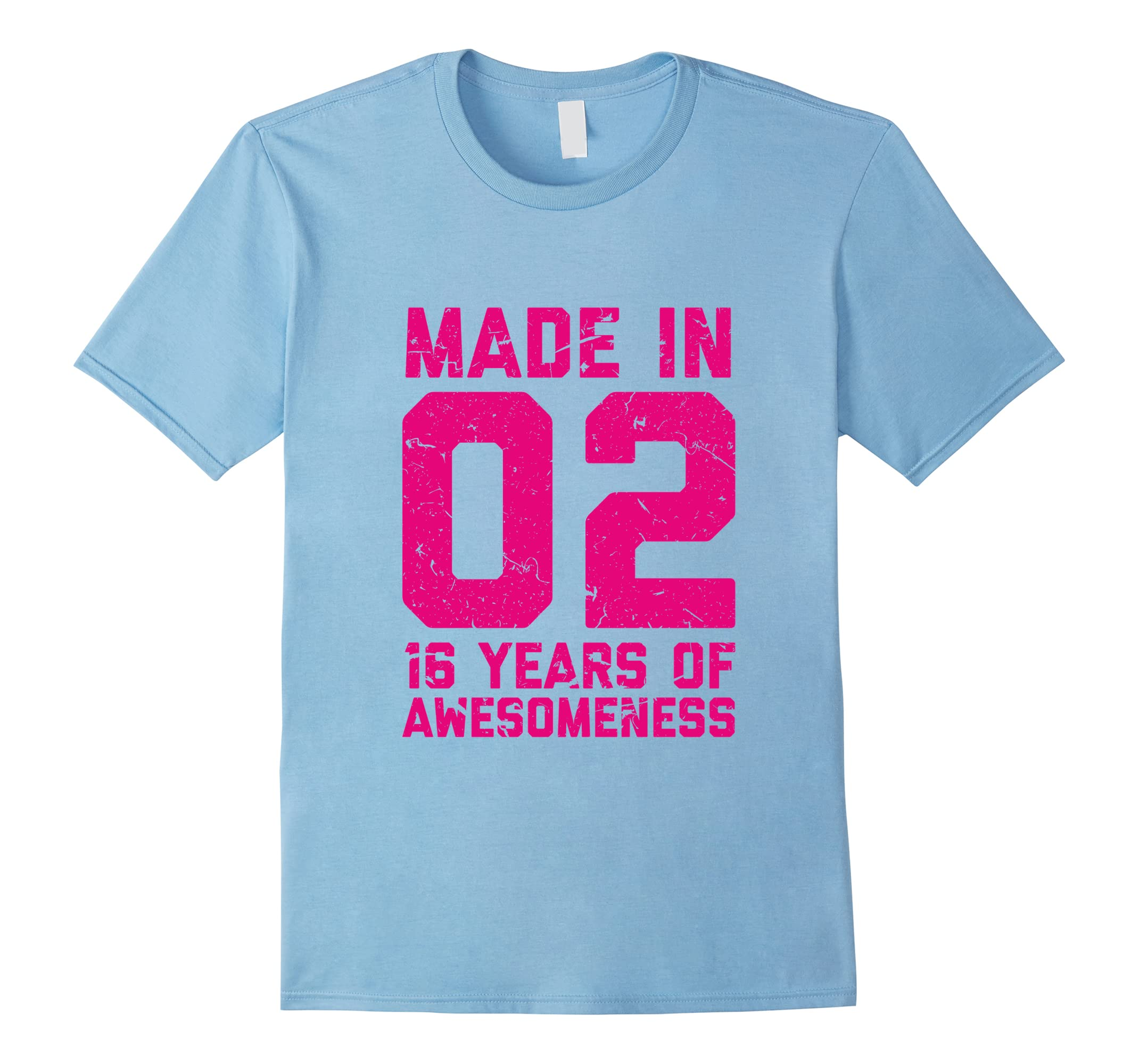 16th Birthday Shirt Gift Girls Age 16 Sixteen Year Old Girl-RT