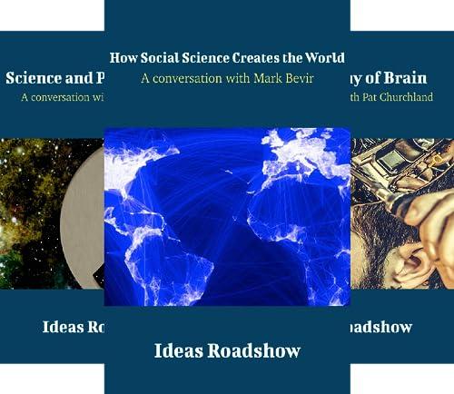 Ideas Roadshow Conversations (50 Book Series)