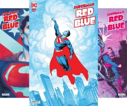 Superman Red & Blue (2021-) (4 Book Series)