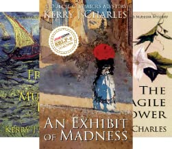 The Dulcie Chambers Museum Mysteries (5 Book Series)