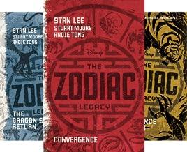 The Zodiac Legacy (3 Book Series)