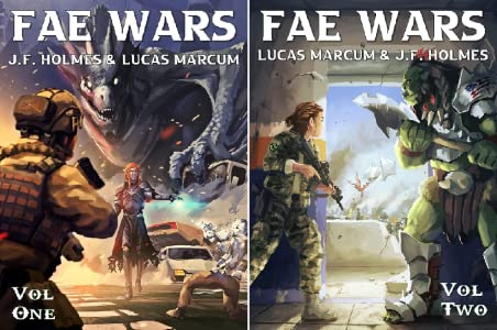 The Fae Wars