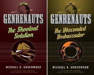 Genrenauts (2 Book Series)