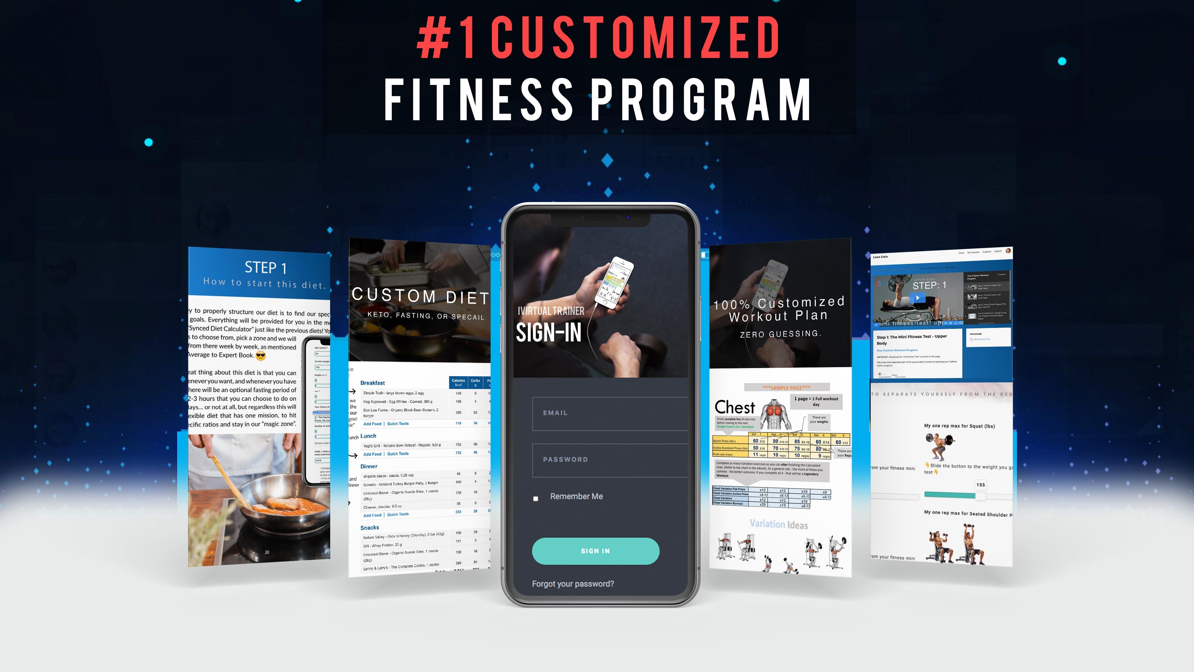 #1 Personalized Workout Program - Fat 100% Customized Quantity Regular dealer limited Loss Progr