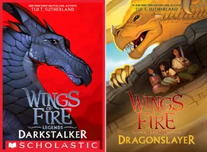 Wings of Fire: Legends (2 Book Series)