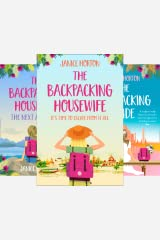 The Backpacking Housewife (3 Book Series) Kindle Edition