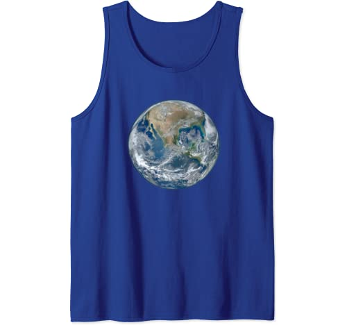 Planet Earth Nature Day Protect The Globe Gift Tank Top